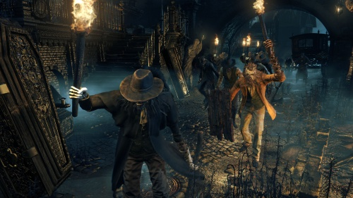 Bloodborne Game of the Year Edition PS4 [русские субтитры] от магазина Kiberzona72