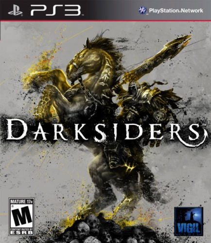 Darksiders PS3 анг. от магазина Kiberzona72