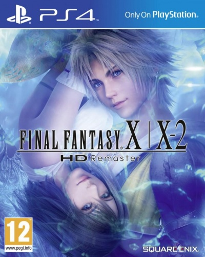 Final Fantasy X/X-2 HD Remaster PS4 анг. б\у от магазина Kiberzona72