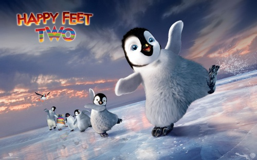 Happy Feet 2 PS3 английская версия от магазина Kiberzona72