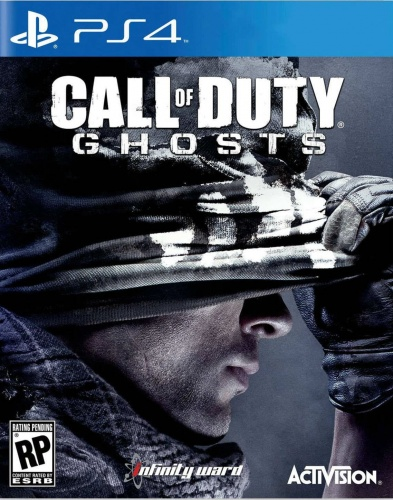 Call of Duty: Ghosts PS4 анг. б\у от магазина Kiberzona72