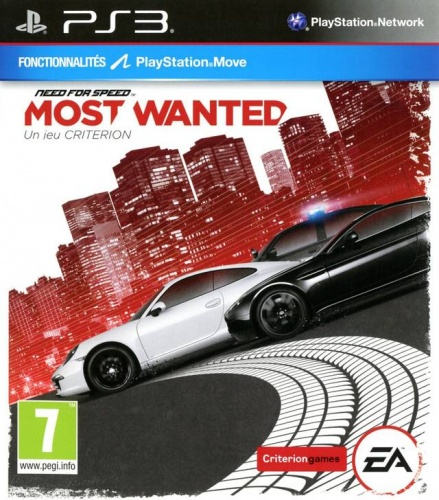 Need for Speed : Most Wanted 2012 PS3 рус. б\у от магазина Kiberzona72