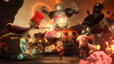 Plants vs. Zombies Garden Warfare 2 PS4 анг. б\у от магазина Kiberzona72