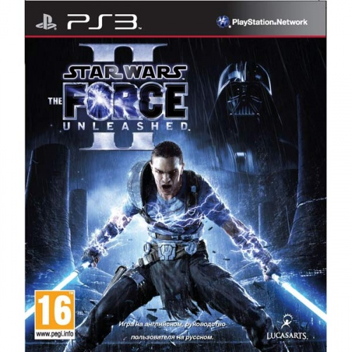 Star Wars: The Force Unleashed II PS3 от магазина Kiberzona72