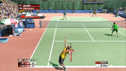 Virtua Tennis 4 PS3 анг. б\у от магазина Kiberzona72