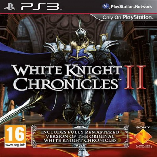 White Knight Chronicles 2 PS3 анг. б\у от магазина Kiberzona72