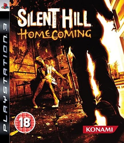 Silent Hill: Homecoming PS3 анг. б\у от магазина Kiberzona72