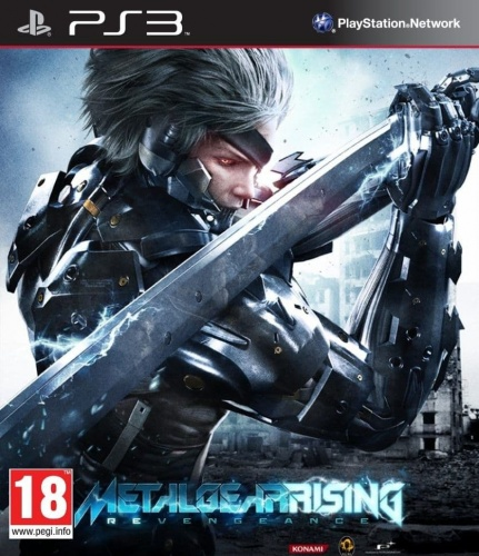 Metal Gear Rising: Revengeance PS3 от магазина Kiberzona72