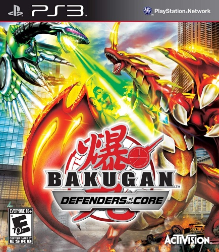 Bakugan: Defenders of the Core PS3 анг. б\у от магазина Kiberzona72