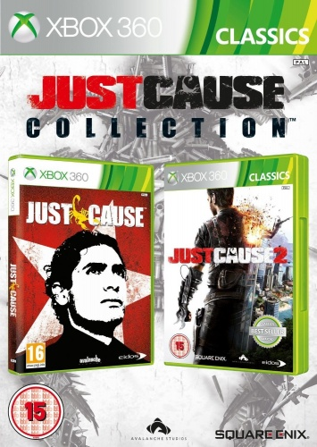 Just Cause Collection XBOX 360 анг. б\у от магазина Kiberzona72