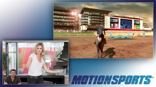MotionSports: Play for Real Xbox 360 KINECT анг. б\у от магазина Kiberzona72