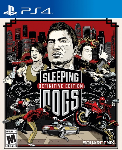 Sleeping Dogs: Definitive Edition PS4 анг. б\у от магазина Kiberzona72