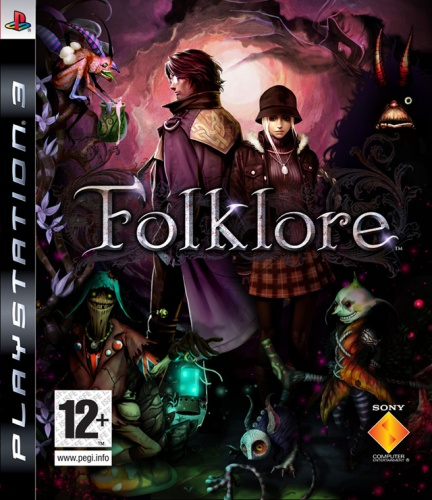 Folklore PS3 анг. б\у от магазина Kiberzona72