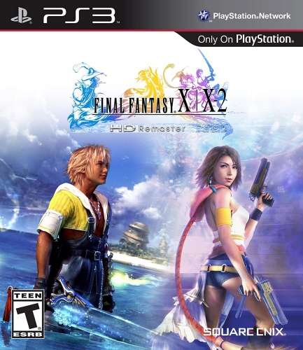 Final Fantasy X/X-2 HD Remaster. Standard Edition PS3 русская версия от магазина Kiberzona72