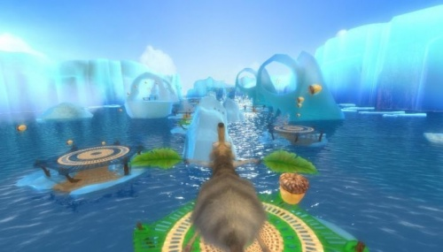 Ice Age 4 Continental Drift Arctic Games PS3 анг. б\у от магазина Kiberzona72